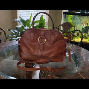 Frye dome tote
